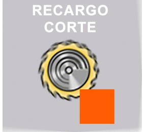 RECARGO CORTE BARRA TUBO